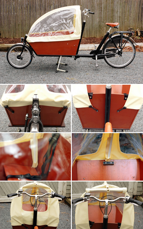 Bakfiets Cover