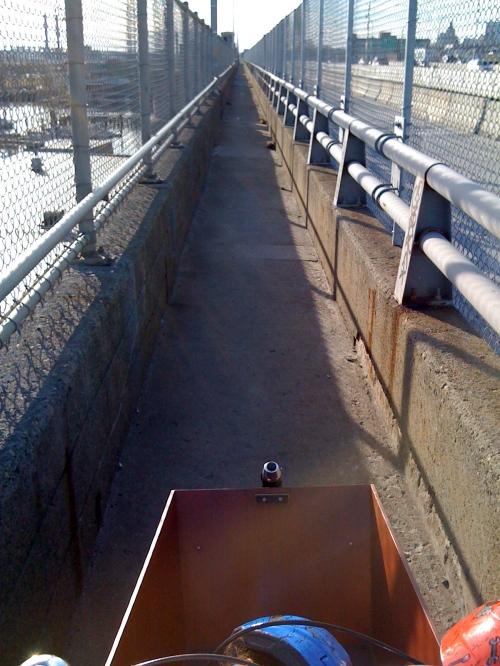 Expressway Bike Path