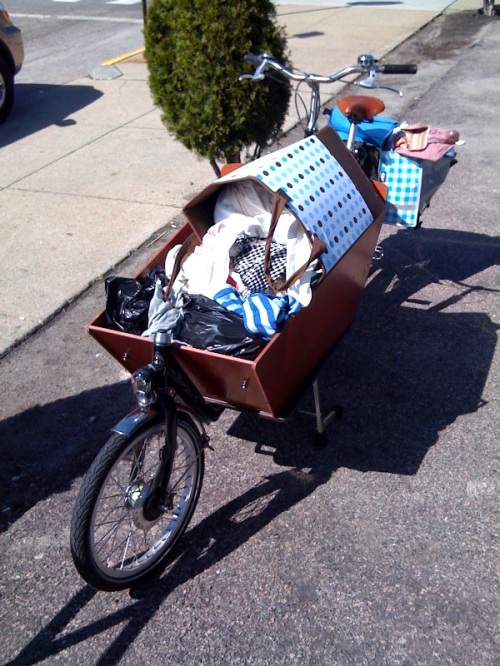 Laundry Bakfiets