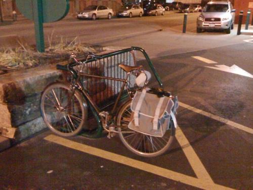 Worst bike rack